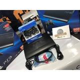 Consola Playstation 3 Súper Slim De 250gb, Garantía