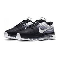 Tenis Zapatillas Nike Air Max 360 Negra Para Hombre en venta