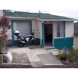 Casa En Fusagasuga, 1 Piso,  Hermosa,  Negociable.