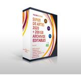 Pack Diseño Grafico 2020 - Acceso De Por Vida - Un Solo Pago