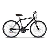 Bicicleta Todoterreno Nissi, Marco Mtb Rin 26, 1 Año De Gara