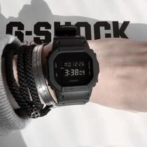 fa8ca8654451 Reloj Clasico G Shock Modelo Dw 5600bb Negro Mate Unisex New