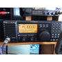 Radio Icom Ic-78 Hf Banda Corrida Radioaficionado