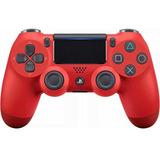 Control Ps4 Segunda Generación Nuevo Original Rojo