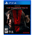 Metal Gear Solid V The Phantom Pain - Day One Edition - Ps4