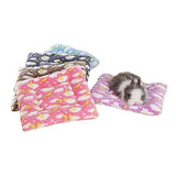 Pequeño Animal Conejillo De Indias Hamster Bed House Invier