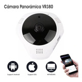 Camara Paronamica Wifi Vr Cam 360° Sensor Visión Nocturna