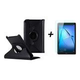 Estuche 360 Tablet Huawei Mediapad T3 7 + Vidrio Templado