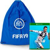 Fifa 19 Xbox One Juego Nuevo Fisico Obsequio Tula Fifa 19