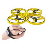 Drone Tracker Mini Sensor De Gravedad Y Control De Mano