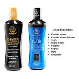 Tonico Y Shampoo Cubre Canas Herbacol  - - kg a $75