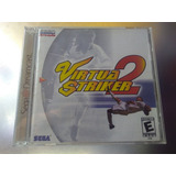Juego De Dreamcast Original,virtua Striker 2