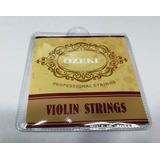 Encordado Cuerdas Violin 4/4