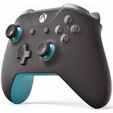 Control Xbox One S Gris Azul Inalambrico Nuevo Original