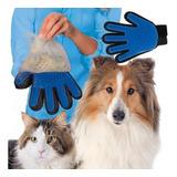 Guante Quita Pelo Masajeador Silicona Perros Gatos Mascotas