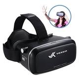 Virtual Realidad Auricular Vr Gafas 3d Por Voxkin -