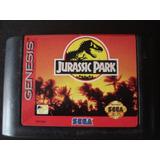 Jurassic Park Sega Génesis