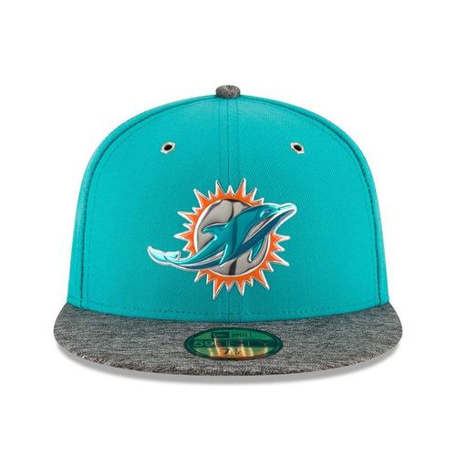 Gorra New Era Original Nfl Miami Dolphins Envío Gratis 7 1 4 a2d747f9877