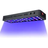 Phlizon 165w Dimmable Full Spectrum Auqarium Luz Led Fish