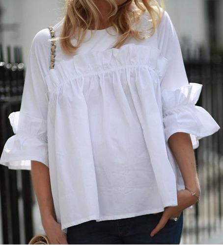Blusas para mujer Limonni LI619 Casuales