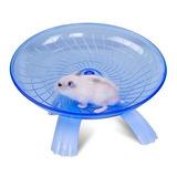 Jolin De Tienda Plastico Platillo Volador De Hamster Rueda D
