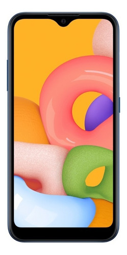Celular Samsung Galaxy A01 32 Gb Azul Dual Sim