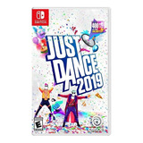 Just Dance 2019 Nintendo Switch. Fisico. Sellado