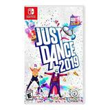 Just Dance 2019 Nintendo Switch. Fisico. Sellado