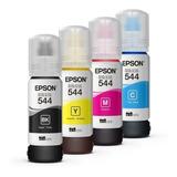 Tinta Epson T544 Original L3110 - L4110
