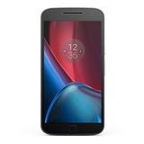 Celular Motorola Smarthpnone G4 Plus De 32gb Color Negro