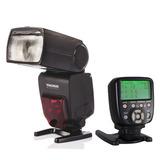 Flash Yn 660 + Yn 560 Tx Ii Yongnuo Para Nikon