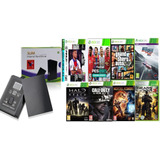 Disco Duro 500gb Xbox 360 5.0 + 120 Games