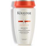 Shampoo Nutrición Satin2 Cabello Medianamente Seco Kerastase