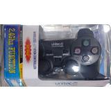 Control Gamepad Ps3 Y Pc Inalambrico Unitec.