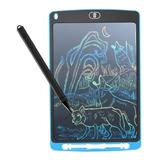 Tablet Lcd  Para Dibujo Escritura Multicolor 10 Pulgadas