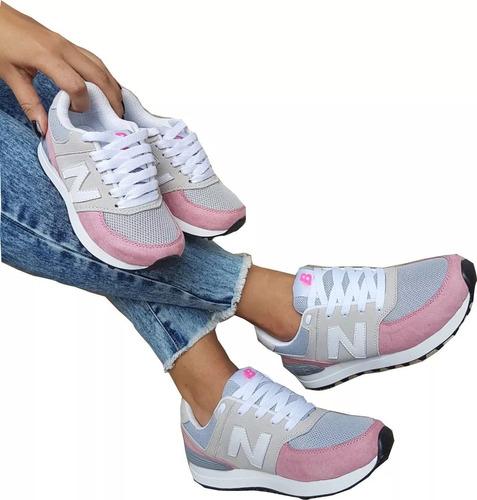e8272494752 Tenis Deportiva De Mujer Moda Calzado Colombiano Envio Grat