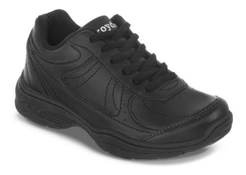 54afe34f Zapatos Colegiales Unisex Marca Croydon