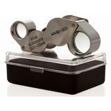 Lupa Joyero Relojero Geologia Dual De 20x-12mm. & 10x-18mm*