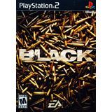 Black Juego Para Playstation 2 Por Usb Xplaygiro Ps2