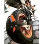 Guardabarro Trasero Moto - Mono Brazo - Monobrazo Universal