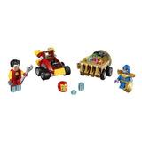 Lego Super Heroes Mighty Micros Iron Man Vs Thanos