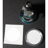 10 Cápsulas De 27mm Para Monedas O Stikers Nfc, Ver Fotos...
