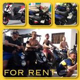 Alquiler-renta De Motos Scooter San Andres