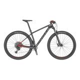 Bicicleta Scott Scale 940 Black/red /2020