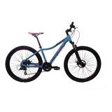 Bicicleta Dama Niña Gw Deer 27.5 Shimano 7ve Mecan + Regalo
