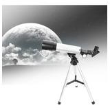 Telescopio Astronómico Para Ver Cuerpos Celestes Y La Luna