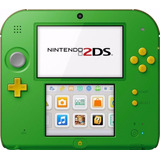 Nintendo 2ds Wifi + Camara + 4gb + Zelda Ocarina Of Time