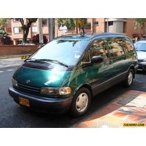 Toyota Previa 1995