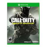 Call Of Duty Infinite Warfare Fisico Sellado Xbox One Ingles