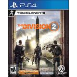 Tom Clancy's The Division 2 Fisico Ps4 + Dlc Envio Gratis